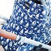 Milk Snob car seat cover Sail away