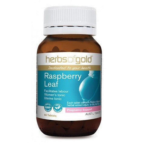 Herbal Raspberry Leaf 60 T