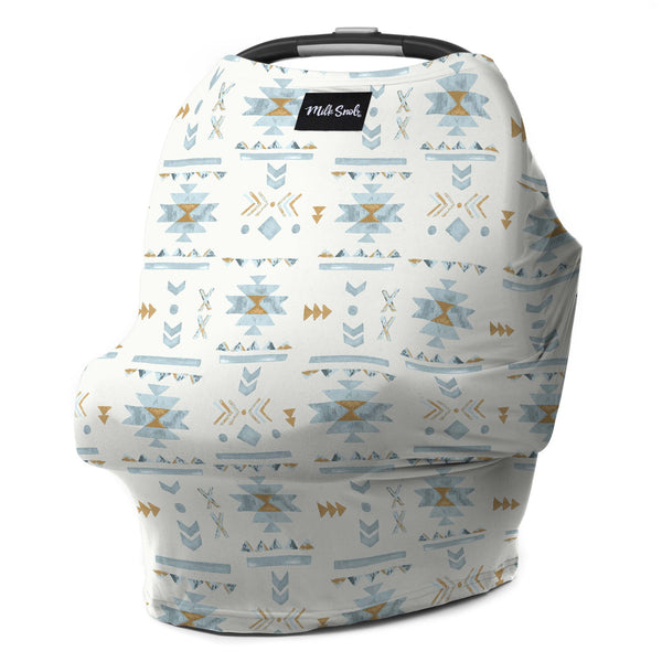 Milk snob car seat cover Tribal