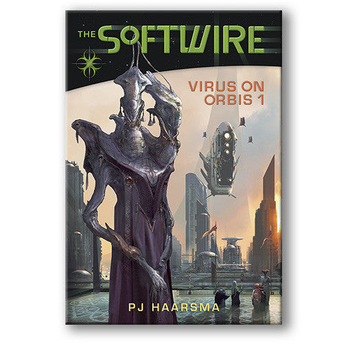 The Softwire: Virus on Orbis 1 (Hardcover)