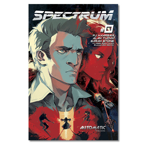 Spectrum Comic Issue #0