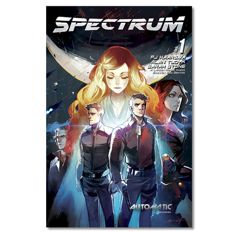 Spectrum Comic Issue #1