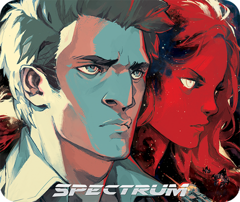 Spectrum Issue #0 Mouse Pad