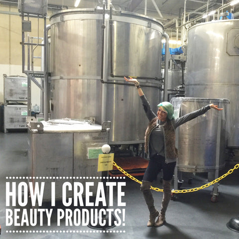 Episode 8  How I Create Beauty Products