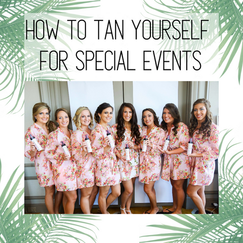 Episode 13  How To Tan Yourself For Special Events