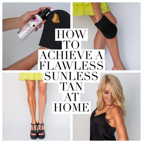 Episode 3 How To Achieve A Flawless Sunless Tan At Home