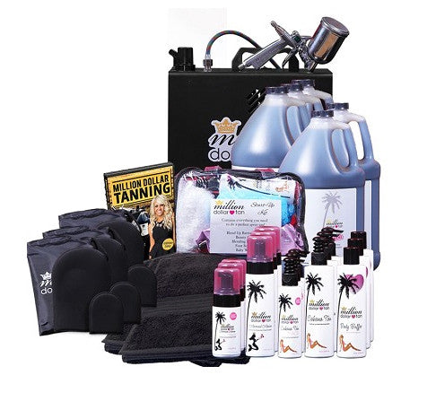 New Professional System Deluxe Spray Tan Machine Equipment