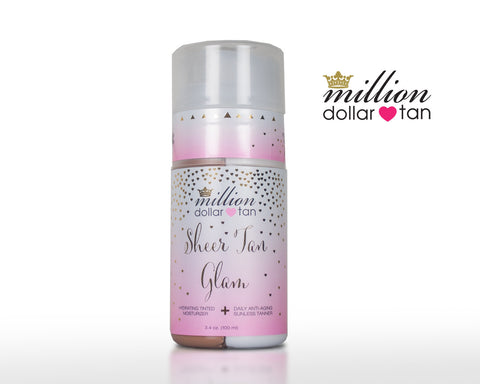 Sheer Tan Glam 3.4OZ. - Tinted Moisturizer - Wholesale