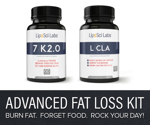 Upgrade entire 3 month program to Advanced Fat Loss Kit