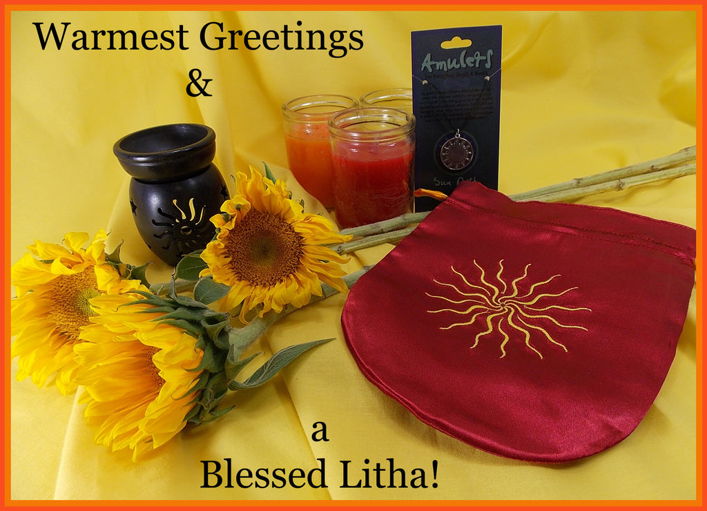 Litha / Midsummer / Summer Solstice (June 20)