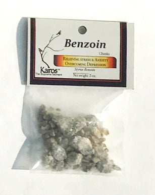 Benzoin Resin - The Eccentric Muse