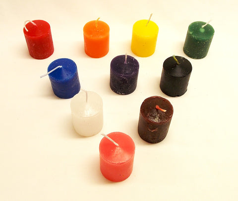 15 Hour Votive Candles - The Eccentric Muse