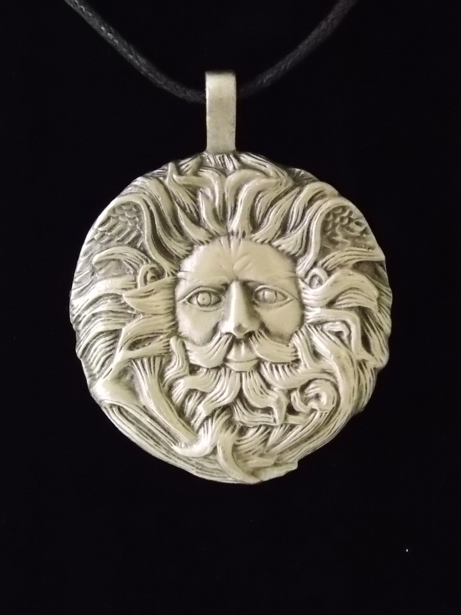 email larger pendant p charles htm photo albert coin a god silver sterling friend greek
