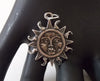 Sun Pendant - The Eccentric Muse
