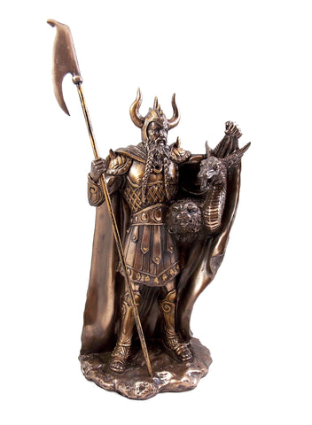 Loki Statue - The Eccentric Muse