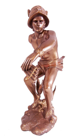 Hermes Statue - The Eccentric Muse
