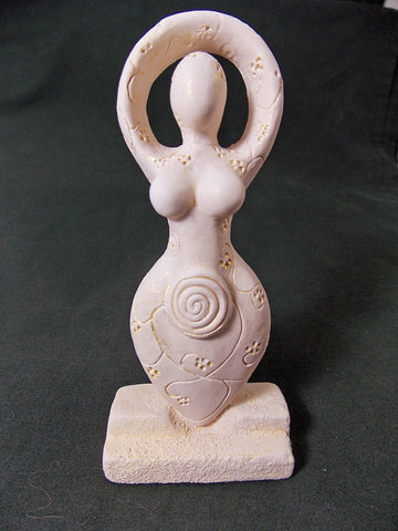 Spring Goddess Figurine - The Eccentric Muse