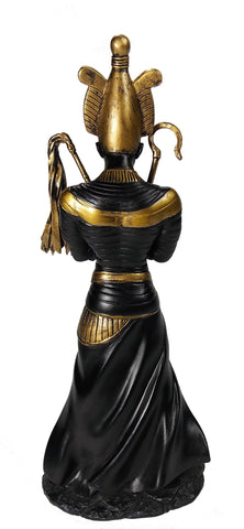 Osiris Statue - The Eccentric Muse