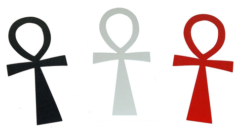 Ankh Sticker - The Eccentric Muse