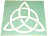 Triquetra Sticker - The Eccentric Muse