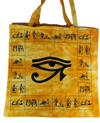 Eye of Horus / Ra Tote Bag - The Eccentric Muse