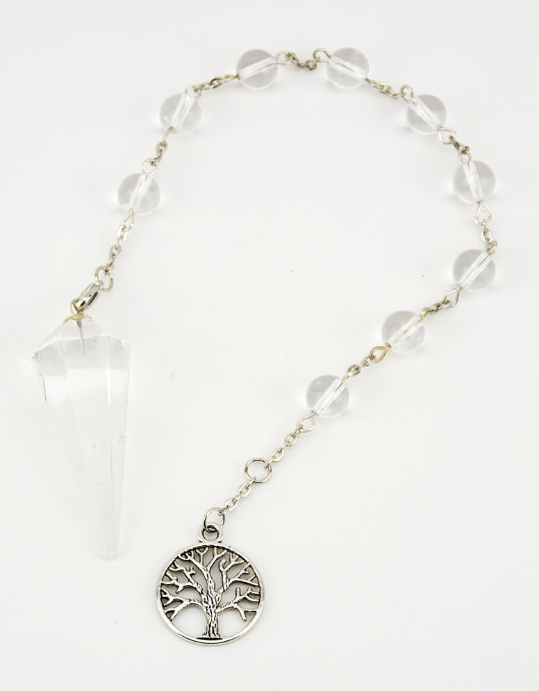 Quartz Pendulum Bracelet - The Eccentric Muse