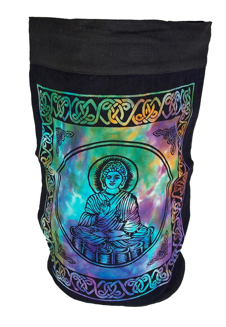 Tie-Dyed Buddha Backpack - The Eccentric Muse