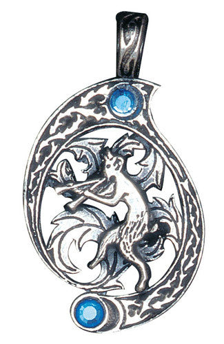 Pan Pendant - The Eccentric Muse