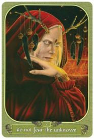 Messenger Oracle Deck - The Eccentric Muse
