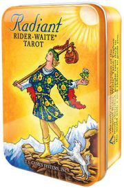 Radiant Rider-Waite Tarot in Tin - The Eccentric Muse