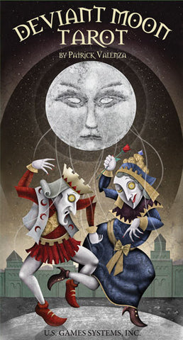 Deviant Moon Tarot - The Eccentric Muse