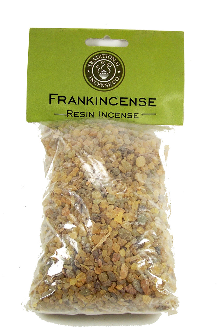 Frankincense Resin - Half Pound - The Eccentric Muse