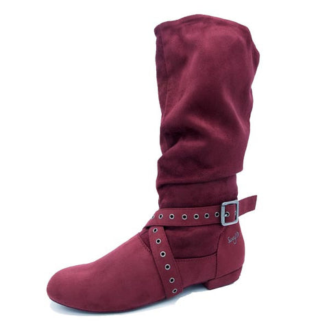 Urban Step - Burgundy