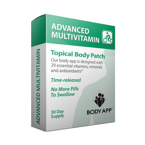 Advanced MultiVitamin Topical Body Patch