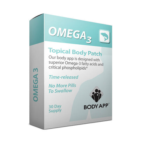 Omega 3 Topical Body Patch