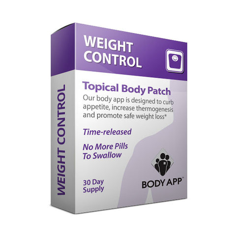 Weight Control Topical Body Patch