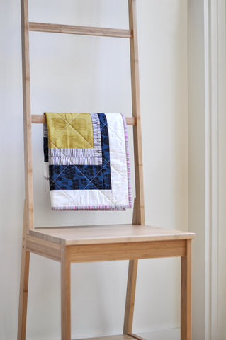 Maker Maker Wall Quilt by Salty Oat