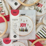 JOY Hand-Embroidery Kit