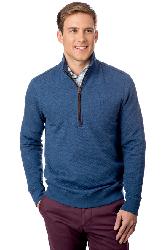 Sundown Quilted Quarter Zip