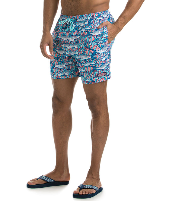 Vineyard Vines Bonefish Swim Trunks