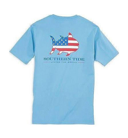 Southern Tide Skipjack Nation T-shirt