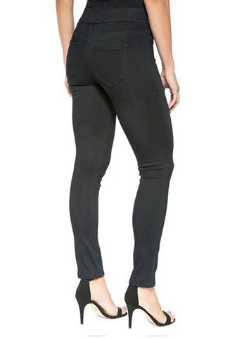 Sienna Pull-On Black Jegging Legging