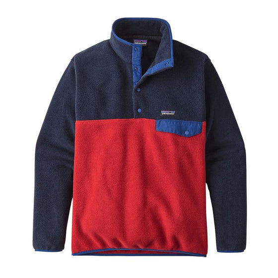 Patagonia Pullover 1/4 button (Synchilla)