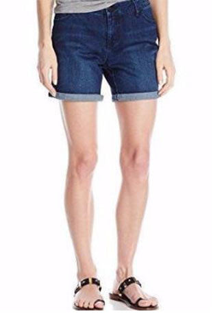Linda Women's Short Dark Denim