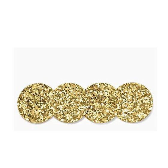 Happy Hour Gold Coaster Set by Kate Spade
