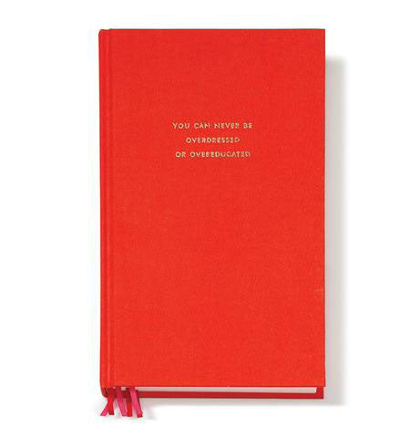 Red Journal by Kate Spade
