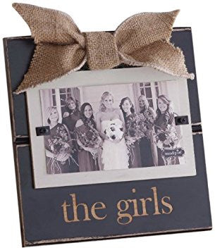 "Mud Pie ""The Girls"" Photo Frame"