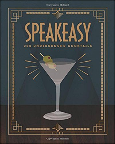 Speakeasy: 200/Cocktails
