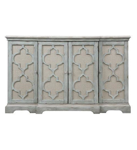 Sophie Painted Linen Cabinet