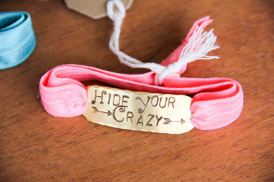 Hide Your Crazy Bracelets